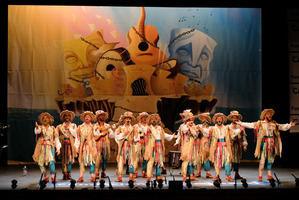 Disfraces, Música y Comparsas para celebrar la semana del Carnaval en Carboneras