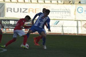 Merecida victoria celete en Lorca
