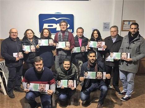 Crespo y Cortés presentan en Adra la campaña del PP-A que generará 600.000 empleos en Andalucía