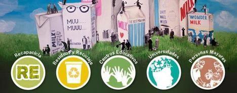 La Junta forma en reciclaje de residuos a universitarios