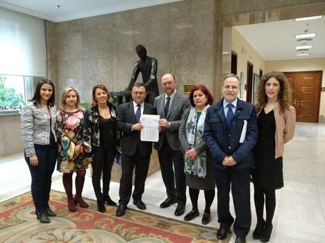 Diputados socialistas reclaman a Zoiodo más policías para Andalucía