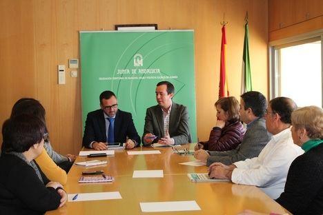 600.000 euros para modernizar los centros de Participación Activa de Personas Mayores en Almería
