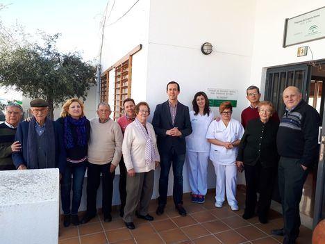 La Junta destina más de 5,3 millones para la atención a dependientes en el Alto Andarax