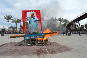 Almería se despide este fin de semana de su Carnaval