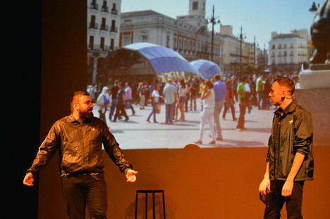 Pantomima Full demuestran que son unos cracks del humor en el Teatro Apolo