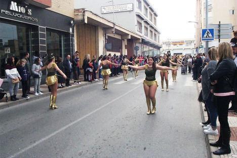 Roquetas de Mar despide la fiesta del Carnaval con el Entierro de la Sardina