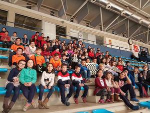 Los Juegos Deportivos Municipales de Ajedrez estrenan este año nueva ubicación en el Palacio de los Juegos