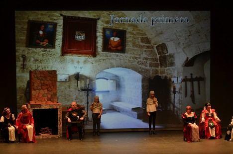 'La Venganza de Don Mendo' despierta las risas del público del Maestro Padilla