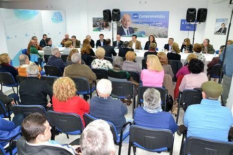 """Juanma Moreno: """"Andalucía necesita una apuesta integral por el sector turístico"""""""