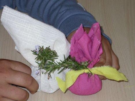 Talleres para conservar la flora en el jardín botánico 'Umbría de la Virgen'