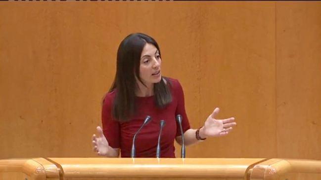 Rosario Soto afirma que la huelga feminista es 'frivolizar' y 'politizar'