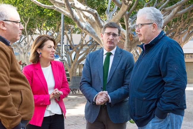 El PSOE pide más seguridad para El Ejido y un plan general para el mundo rural