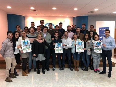"""NNGG lanza la campaña """"Levántate por Andalucía"""""""