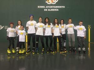 La Escuela Deportiva 'Tres60' participará en el VII Campeonato de Andalucía de Freestyle