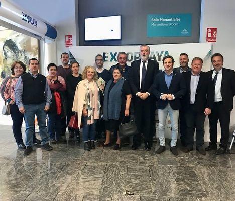 Carmona urge nuevamente a redactar la guía unificada para los permisos de playa