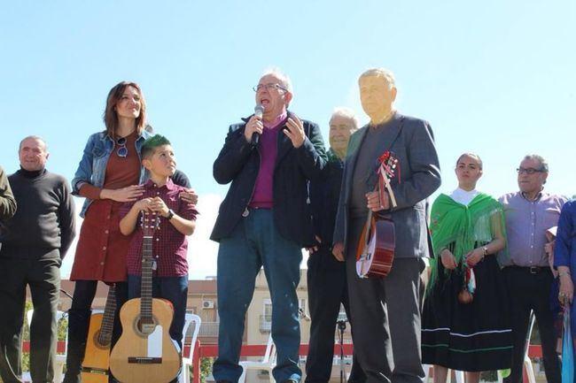 El trovo fue protagonista de los actos del Día de Andalucía en Vícar