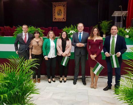 Cuevas del Almanzora celebra con música y baile el Día de Andalucía