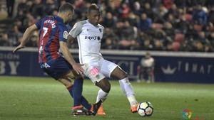 2-2: El Almería suma en el campo del líder