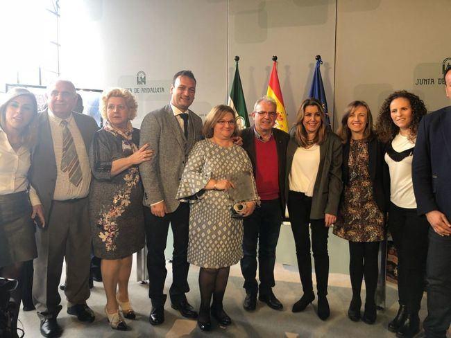 Mención especial en los XIII Premios Andalucía sobre Migraciones para el IES Puebla de Vícar