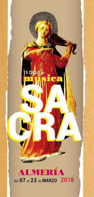 Semana con tres conciertos en el 15º Ciclo de Música Sacra de Almería