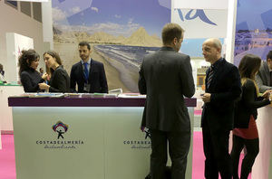 'Costa de Almería' desembarca en la ITB como destino de referencia para el mercado alemán