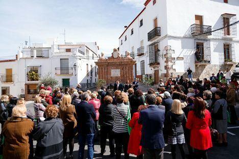 Fondón acoge los actos del Día Iternacional de la Mujer organizados por la Diputación