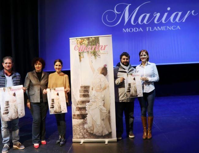 Desfile solidario de Moda Flamenca 'Mariar' en El Ejido