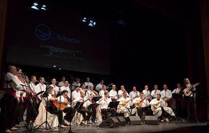 Achamán 'Jóvenes Sabandeños' ofrece el viernes un concierto en Roquetas