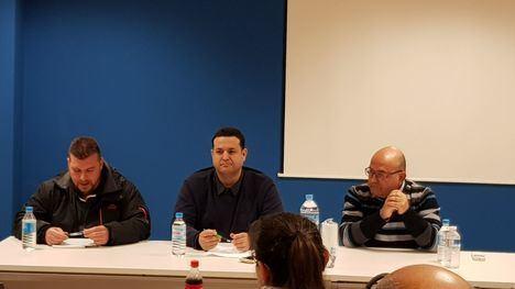 Izquierda Unida mueve a los vecinos de Huércal a un años de las elecciones