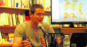 Cosmin F. Stircescu presenta mañana su última novela 'Joe Erskine. Cazarrecompensas errante'