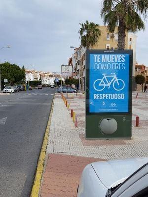 """La movilidad llega a Roquetas de Mar con """"Te mueves como eres"""""""