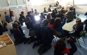 22 colegios en la Liga del Reciclaje del Poniente