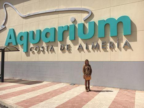 Cs Roquetas de Mar promueve que el acuario del municipio pase a llamarse Gabriel Cruz