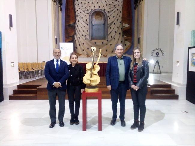 El Convento de la Victoria de Vera acoge una exposición del arquitecto José Luis Gallego