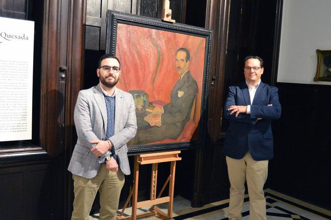 Quesada, nueva obra invitada en el Museo de Arte 'Doña Pakyta'