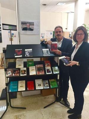 La Villaespesa dedica su punto de interés lector al escritor Agustín Gómez Arcos