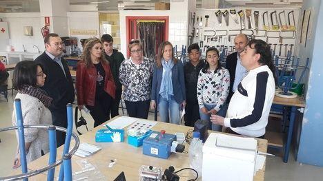 La ciencia protagoniza la XIV Semana Intercultural del IES 'Azahar' de Antas
