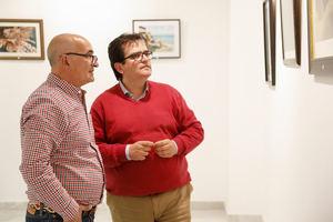 Galería Alfareros descubre los 'Momentos' artísticos del almeriense José Miguel Gómez