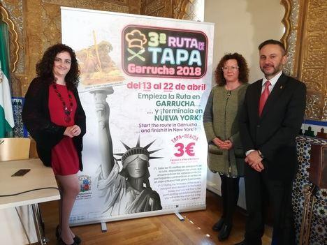 La III Ruta de la Tapa de Garrucha crece en participación con 58 bares y restaurantes