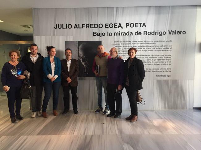El Día Internacional de la Poesía llega al Museo Arqueológico con Julio Alfredo Egea a manos de Rodrigo Valero