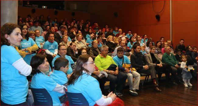 El Ejido se suma al Día Mundial de las Personas con Síndrome de Down