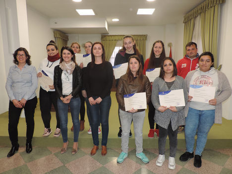 Diputación clausura con éxito Taller de Dinamizador de 'Ocio y Tiempo Libre' en Arboleas