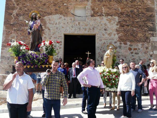 San Benito abre en la Villa el calendario festivo de Vícar 2018