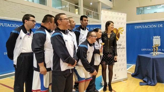 Más de un centenar de deportistas participan en los Encuentros de Deporte Adaptado de Diputación
