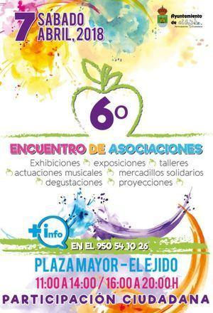 VI edición del Encuentro de Asociaciones en El Ejido
