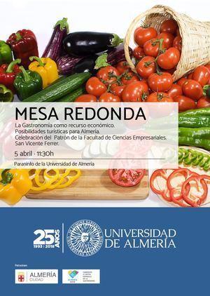 Expertos analizan las oportunidades que supone para Almería la Capitalidad Gastronómica