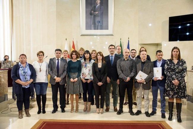 Siete nuevos funcionarios en el Ayuntamiento de la capital