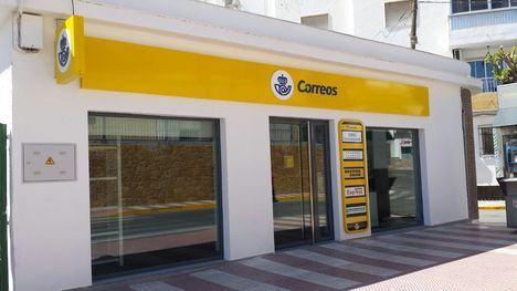 La oficina de CORREOS de Cantoria se traslada a un nuevo local