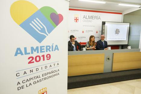 Presentada ante la Junta la Memoria para que la Ruta de la Tapa de la capital sea de Interés Turístico Andaluz