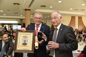 Diputación reconoce la labor de Andrés García Lorca con el Escudo de Oro de la provincia